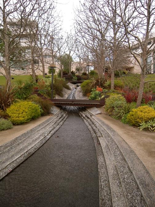 The Getty Center Gardens