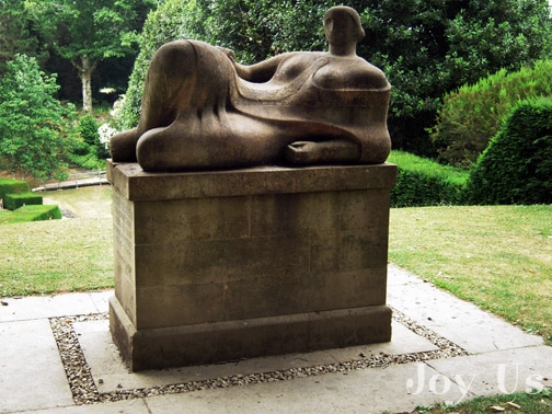 Memorial Figure by Henry Moore