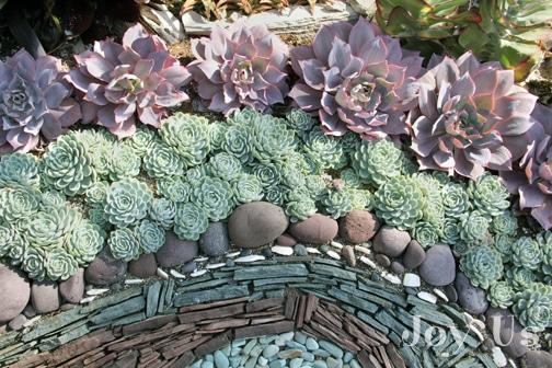 Gardens at Sherman Library