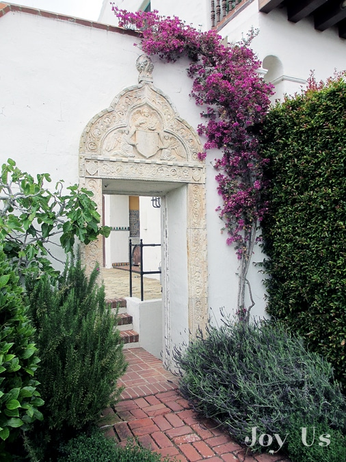 Casa del Herrero house and garden