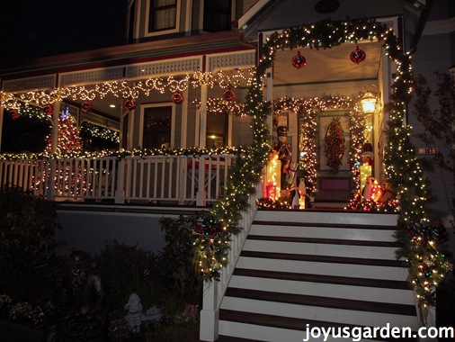 Beautiful porch decorations