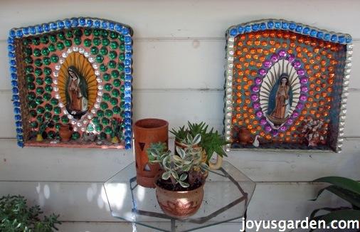 Guadalupe Virgin