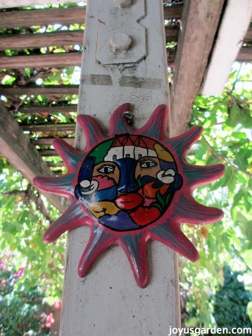 Mexican Art Sun