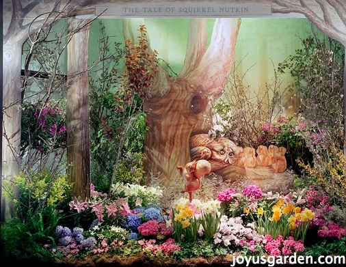 A Flower Show With Peter Rabbit And Friends