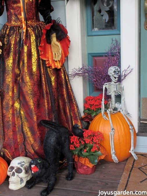 Front porch decorations
