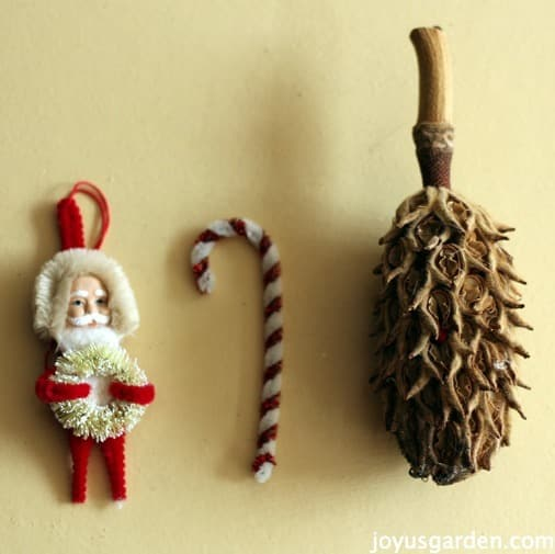 Two Christmas Ornament Ideas