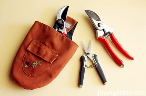 Quick & Easy Way To Clean & Sharpen Your Pruners