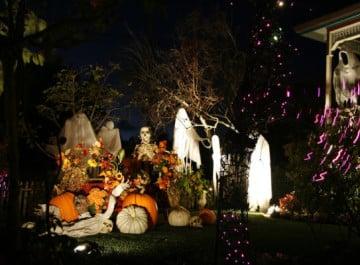 Spooky Halloween Decorations