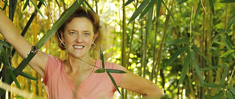 nell foster gardening expert, bamboo