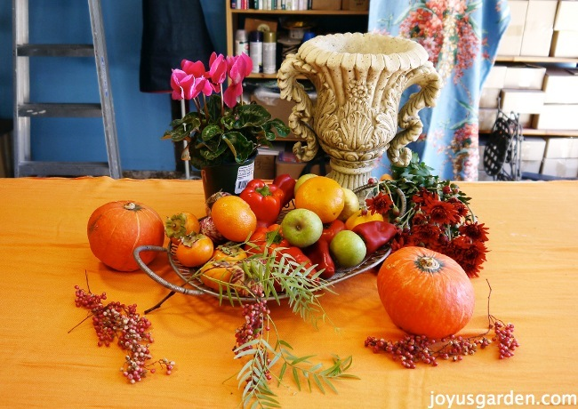 Fun fall centerpiece ideas