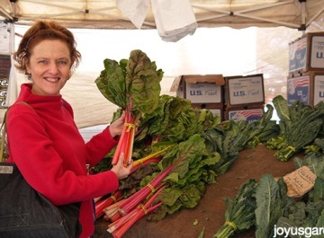 My Farmers Market In Winter
