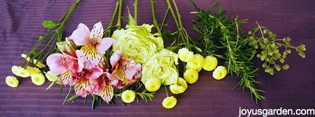 Gorgeous flowers for an amazing corsage