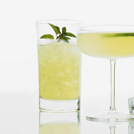 Mojito mint drinks