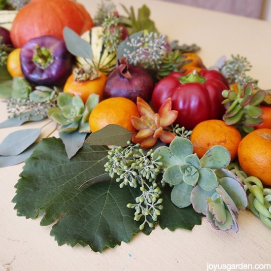 Thanksgiving Centerpieces Ideas Natural Elements