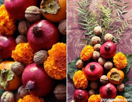 thanksgiving centerpieces ideas natural elements - Thanksgiving Centerpieces Ideas