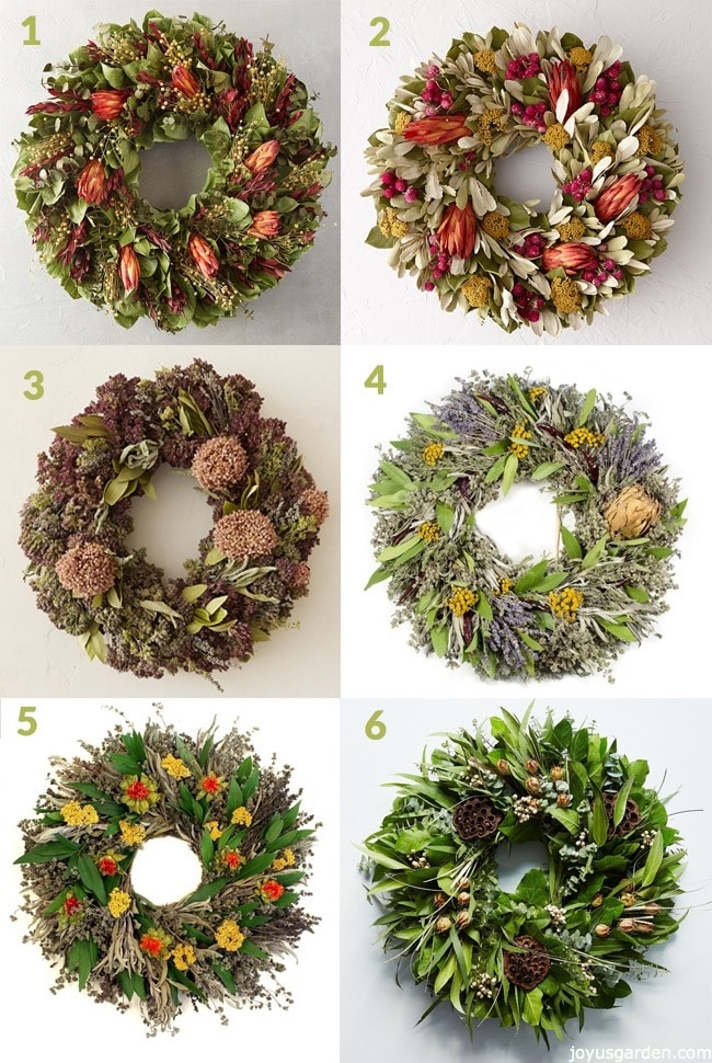 Fall Readymade Natural Wreaths