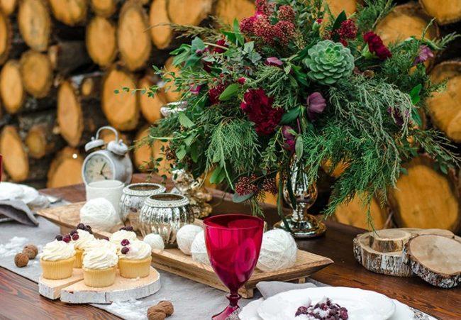Christmas centerpiece ideas festive elements for