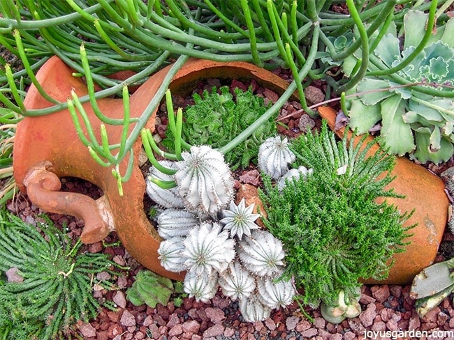 Joy Us Garden & 10 Ideas For What To Do With Broken Plant Pots