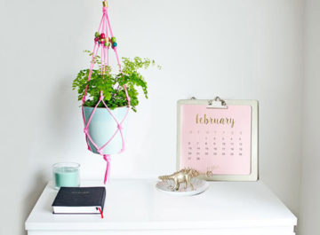 DIY-plant-hanger