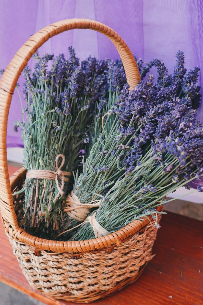 Lavender Dried Herbs for Candle Making