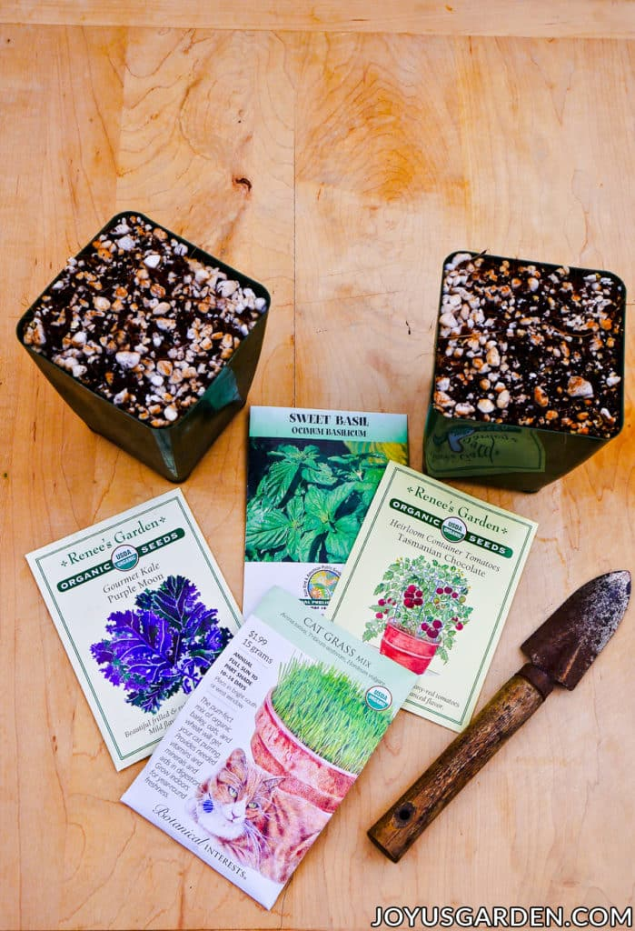 Seed Starting Mix: A Recipe To Make Your Own