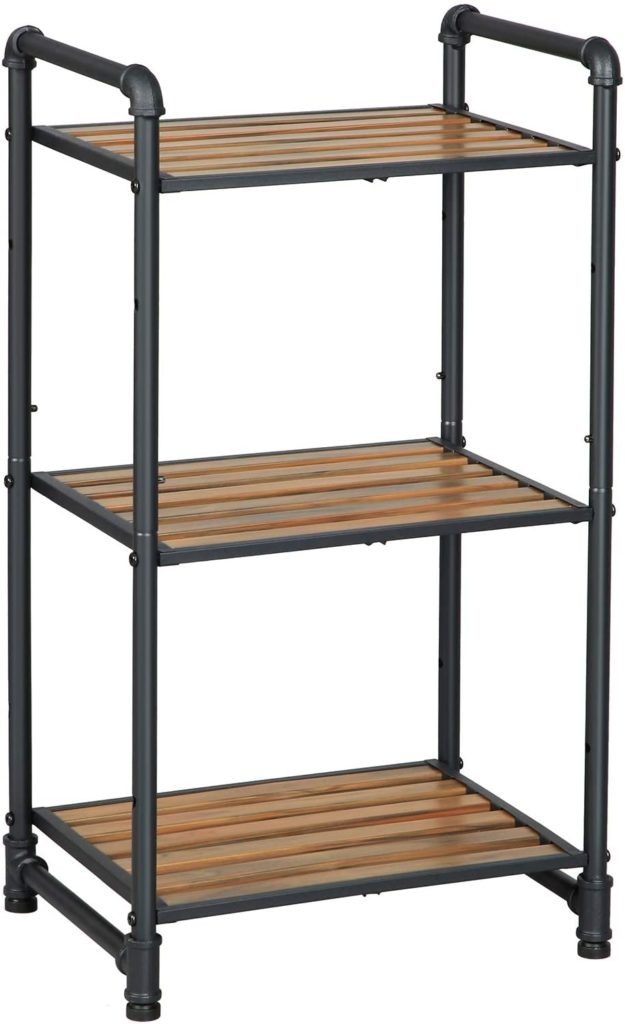 industrial three tier shelf