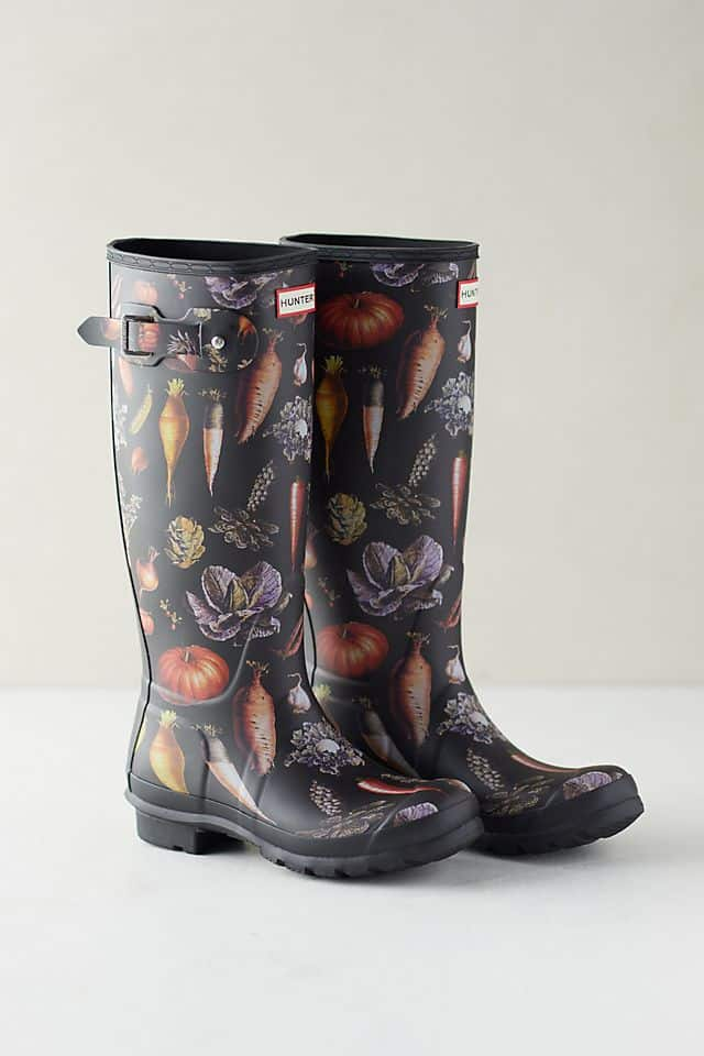 hunter peter rabbit rain boots