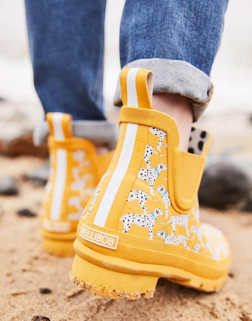 wellibob short height rain boots